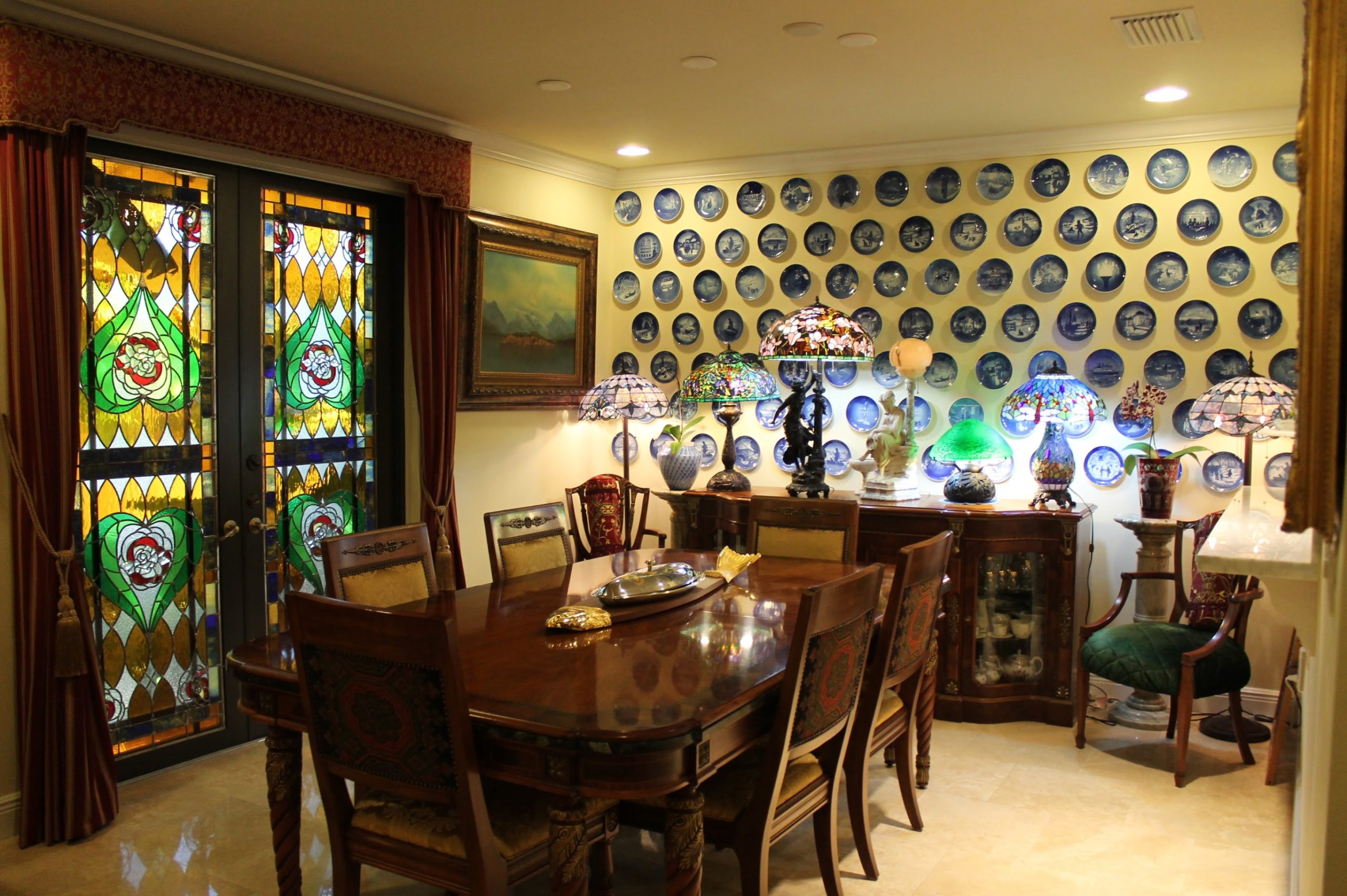 Stained Glass of Miami Residential Home Glass Installation